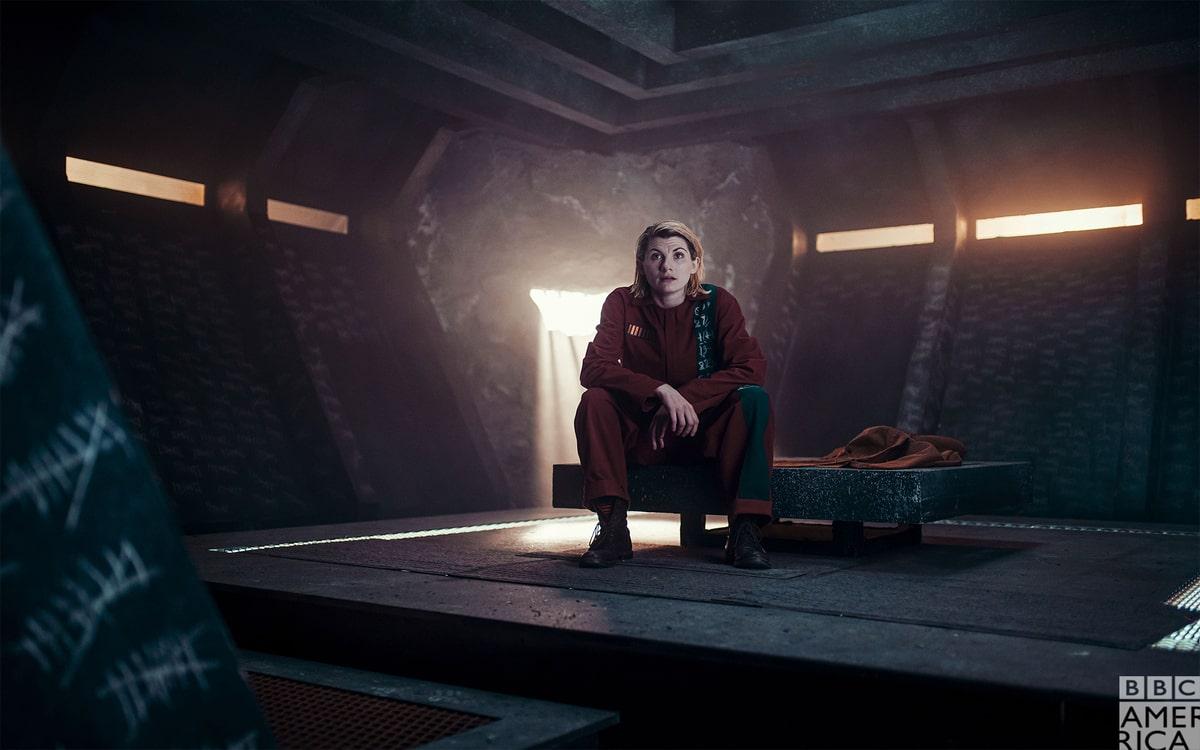 Episode spécial nouvel an de Doctor Who