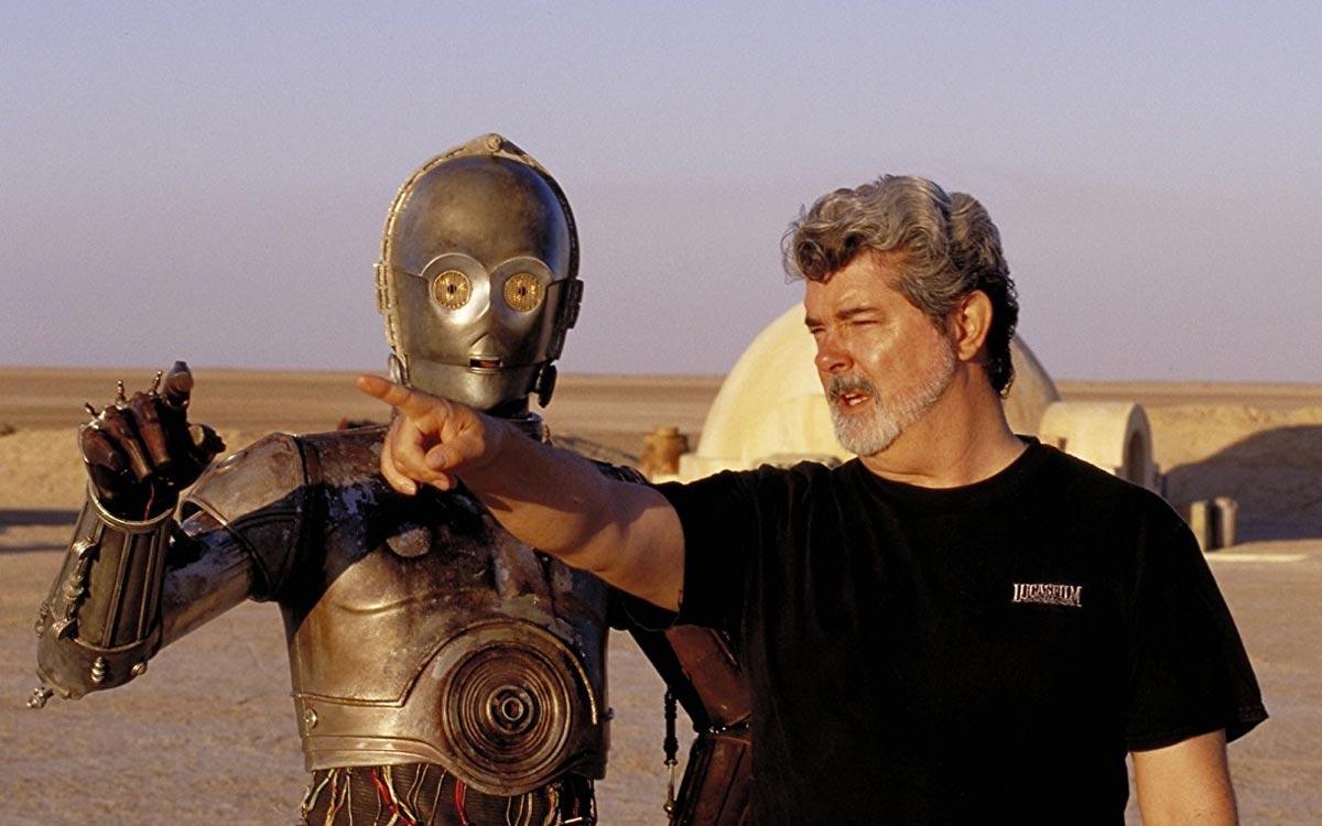 George Lucas et Star Wars