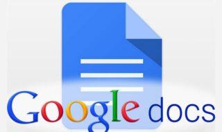 Google Docs : comment modifier l'orientation d'un document