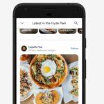 Google Maps lance un fil d'actualités façon Facebook