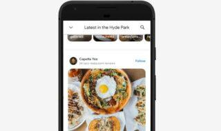 Google Maps lance un fil d'actualités inspiré de Facebook pour découvrir des lieux incontournables