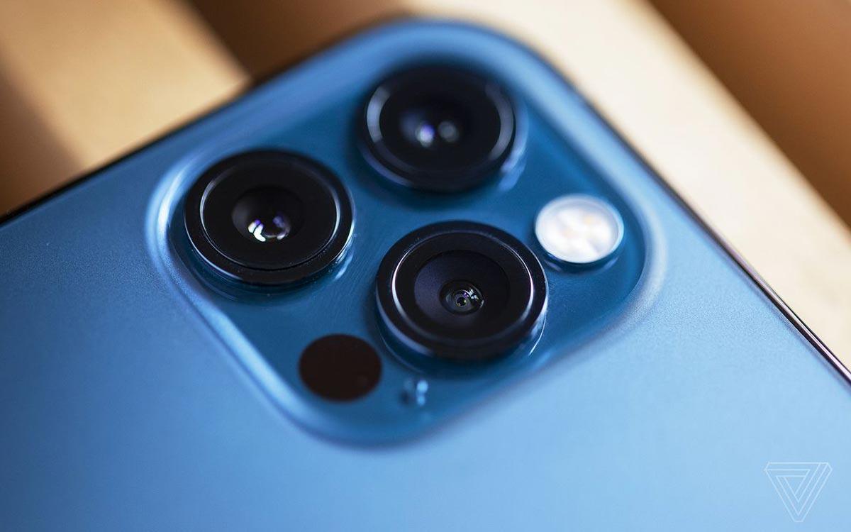 iPhone scanner LiDar
