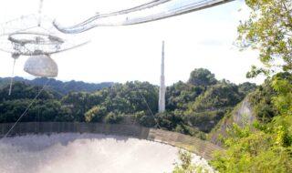James Bond : le télescope géant d'Arecibo popularisé par GoldenEye s'est effondré