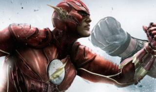 The Flash : le nouveau costume du super-héros dévoilé par le réalisateur