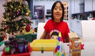 A 9 ans, Ryan Kaji est le YouTubeur le mieux payé au monde pour la troisième année consécutive