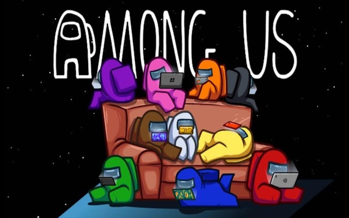 Among Us jeu mobile de l'année