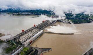 Chine : en 2020, ce barrage a produit l'équivalent du tiers de la production du nucléaire français