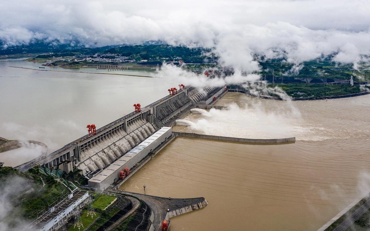 Barrage des Trois-Gorges Chine