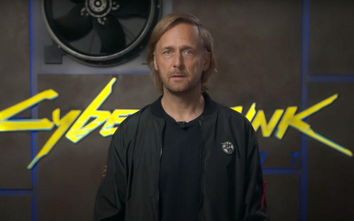 Cyberpunk 2077 Marcin Iwiński
