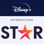 Disney+ Star catalogue