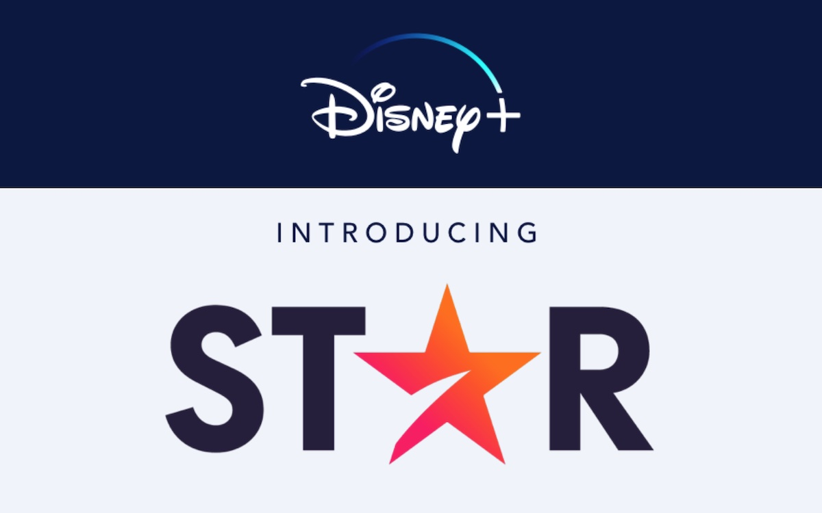 Disney+ Star catalogue