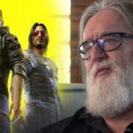 Gabe Newell, image TVNZ