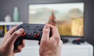 Google Stadia GeForce Now Smart TV LG