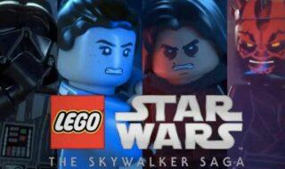 Lego Star Wars : La Saga Skywalker offrira 300 personnages jouables et 23 planètes