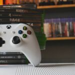 Microsoft Xbox Series rétrocompatibilité (image libre de droits)