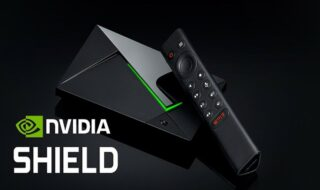 NVIDIA Shield TV : les manettes PS5 et Xbox Series X prises en charge