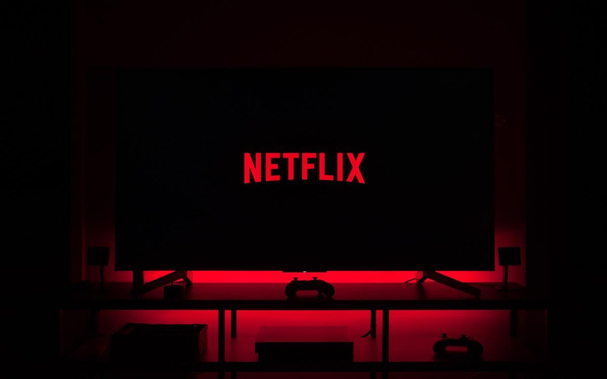 Netflix (royalty-free image)