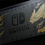 Nintendo Switch édition Monster Hunter Rise