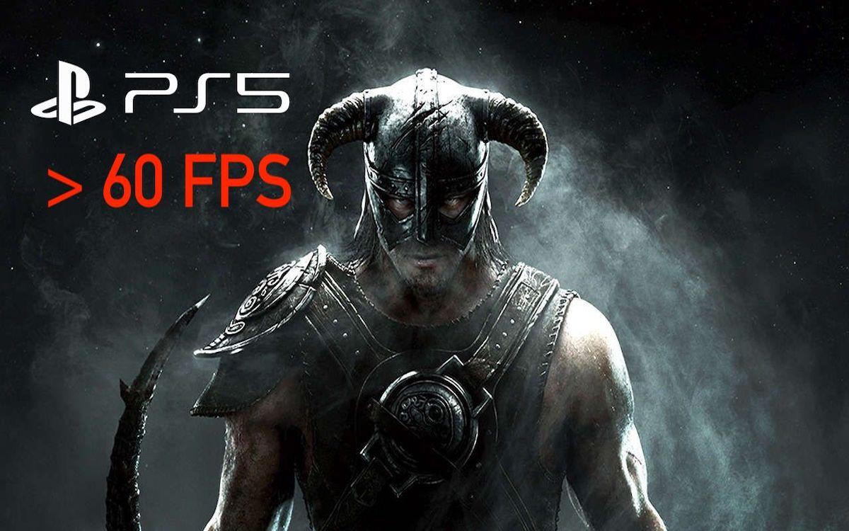 PS5 : vous pouvez enfin jouer à Skyrim en 60 FPS grâce à ce mod