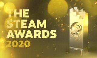 Steam Awards : découvrez le jeu de l'année 2020, ainsi que tous les autres lauréats
