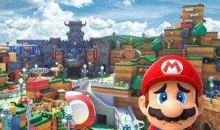 Super Nintendo World : l'ouverture encore repoussée à cause du COVID-19