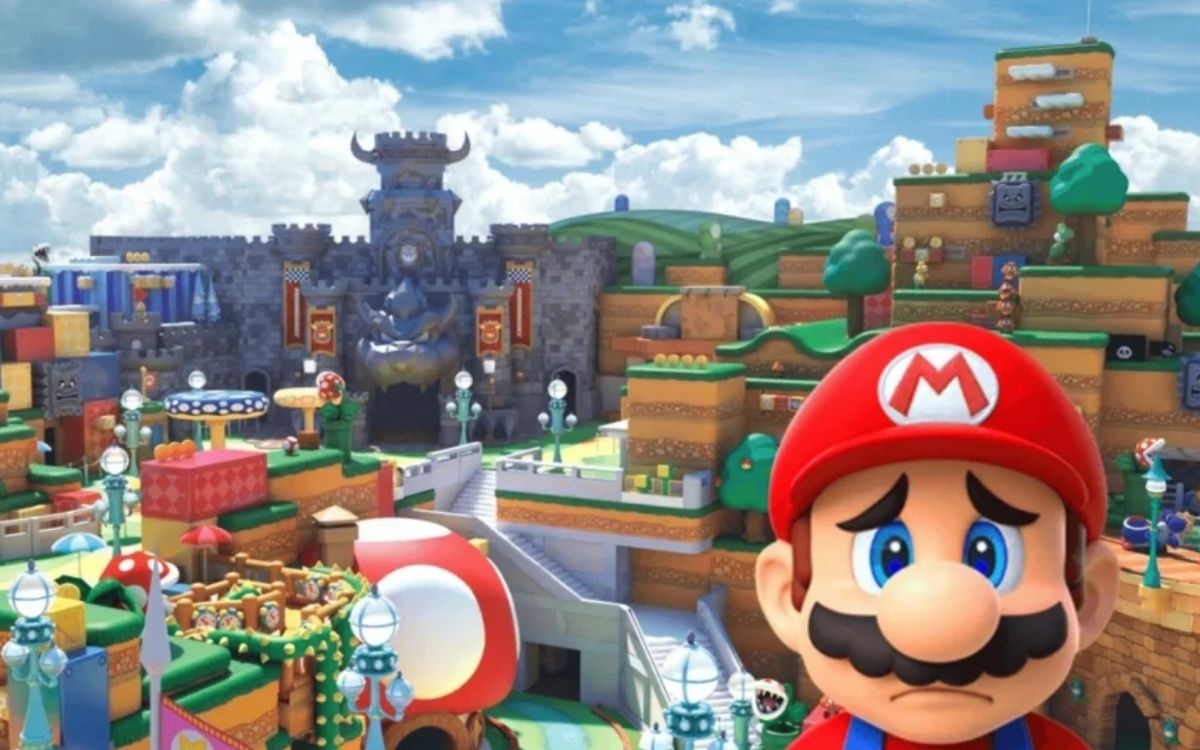 Super Nintendo World ouverture repoussée COVID-19