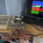 SuperRT ray tracing sur Super Nintendo