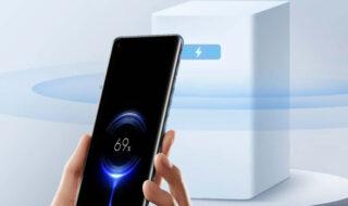 Xiaomi présente un chargeur sans fil révolutionnaire qui fonctionne à plusieurs mètres de distance