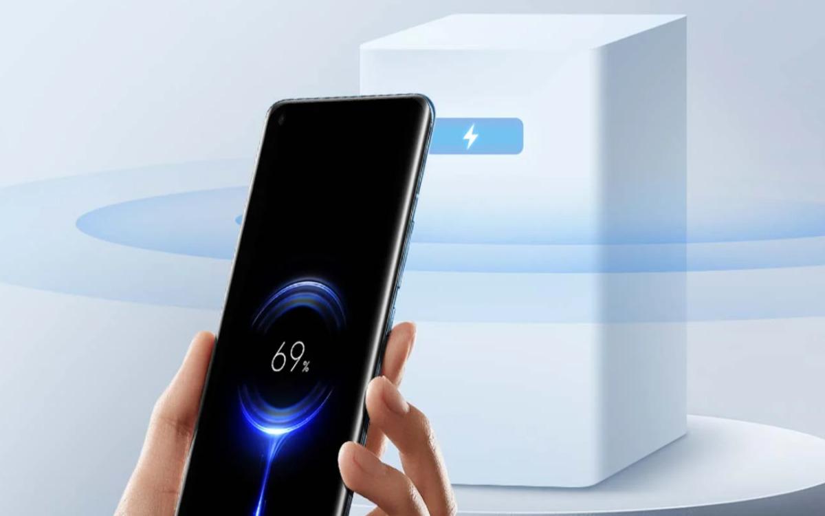 Le Xiaomi Mi Air Charge