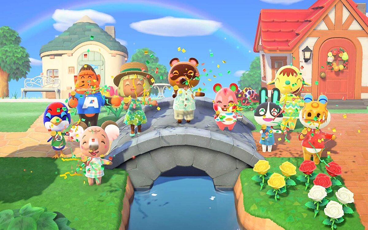 Animal Crossing est le jeu le plus vendu en France