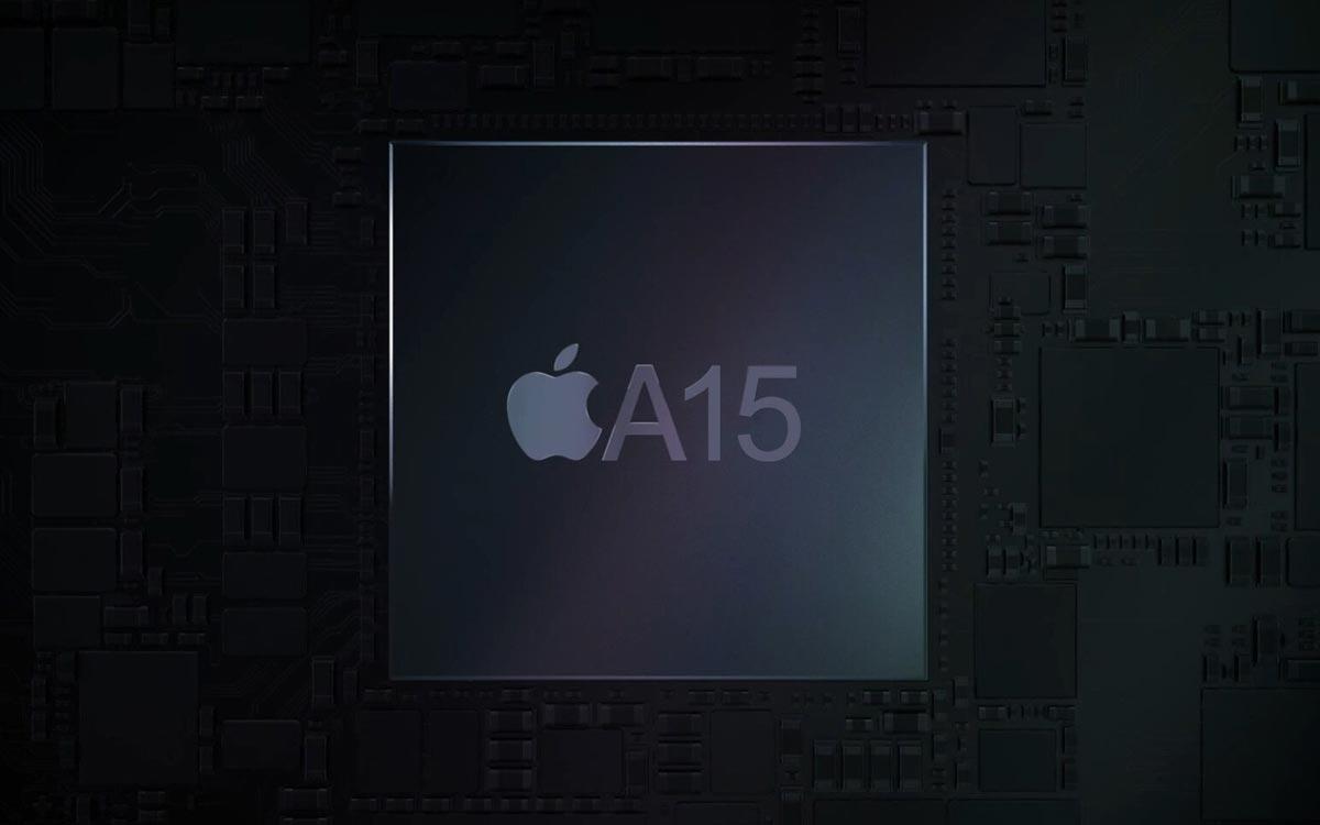 Apple A15 : le Soc de la série iPhone 13