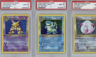 Pokémon : il tire 80.000 dollars de la vente de ses cartes et finance ses études