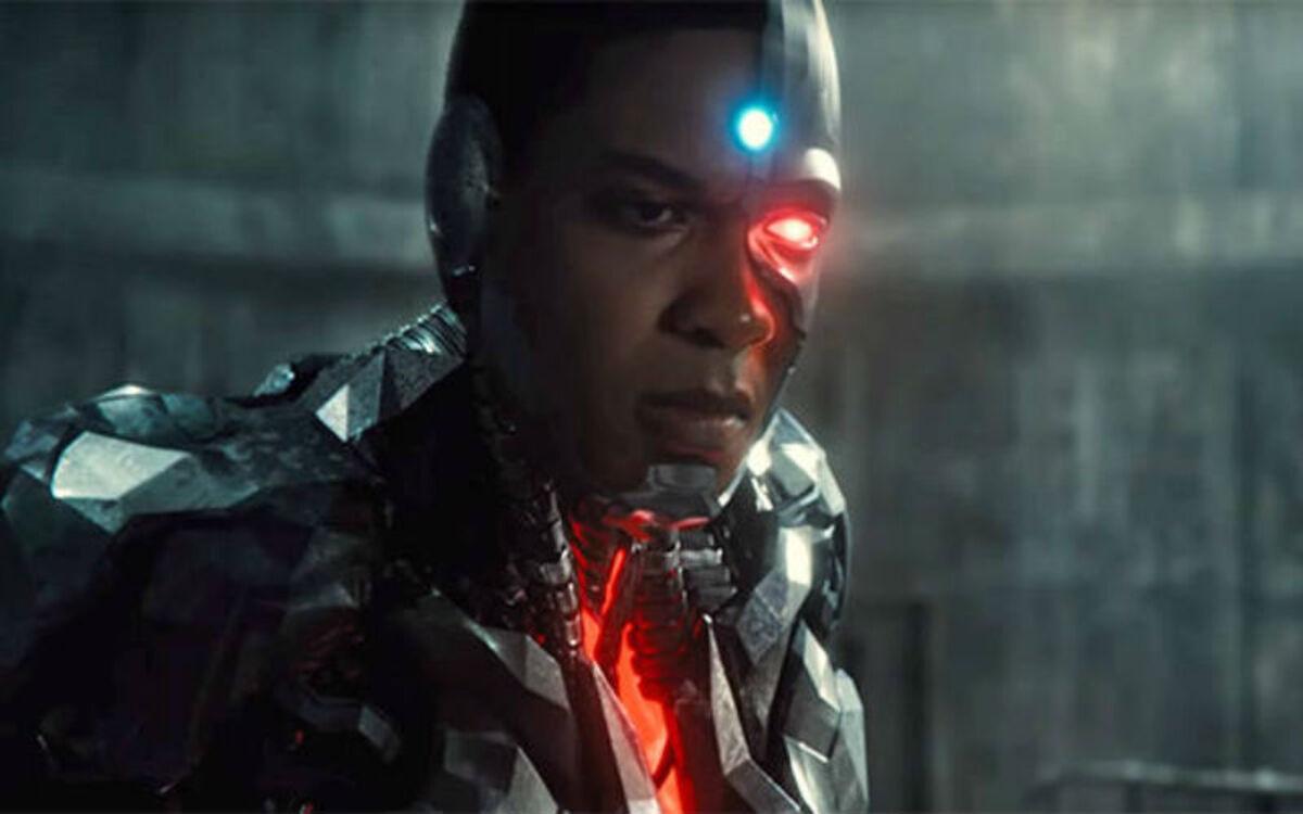 Cyborg ne participera pas à The Flash