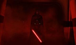 Dark Vador mis à l'honneur dans The Mandalorian