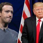 Trump pourrait récupérer son compte Facebook
