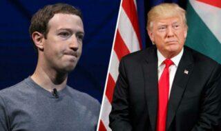 Donald Trump : banni de Facebook, il pourrait bientôt récupérer son compte