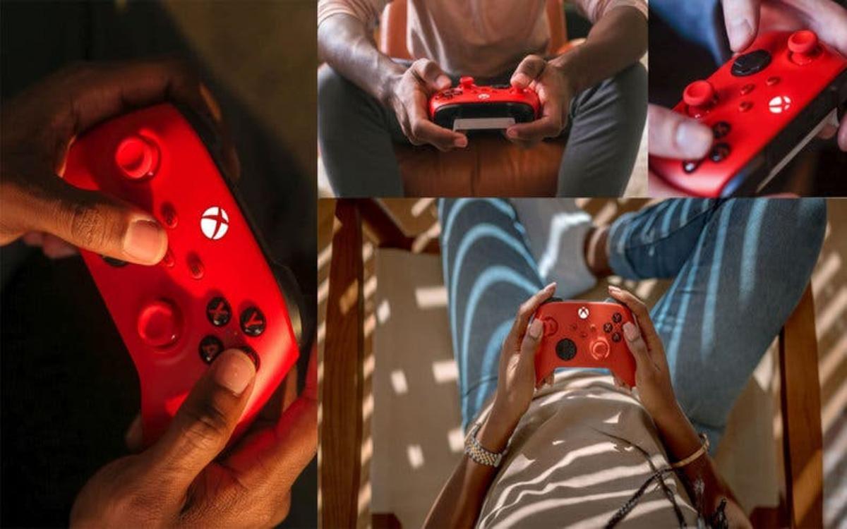 La nouvelle manette Xbox Series