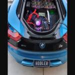 Il embarque six RTX 3080 dans sa BMW