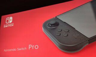 Nintendo Switch Pro : écran 4K OLED, nouveau SoC et nom de code Aula
