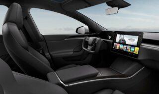 Nouvelles Tesla Model S et X 2021 : grosse refonte, voici ce qui change