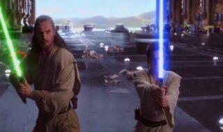 Série Obi-Wan Kenobi : Liam Neeson alias Qui-Gon Jinn est chaud pour y participer !
