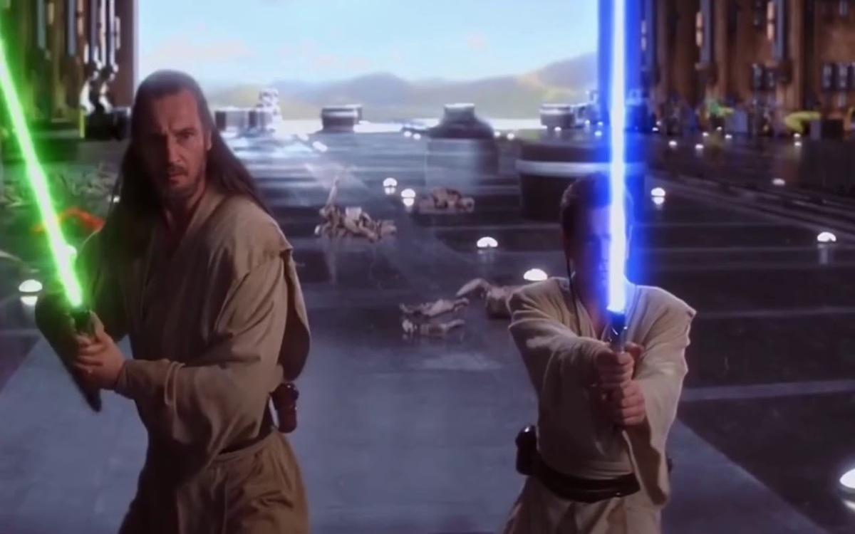 Qui Gon Jinn de retour dans la série Obi-Wan Kenobi
