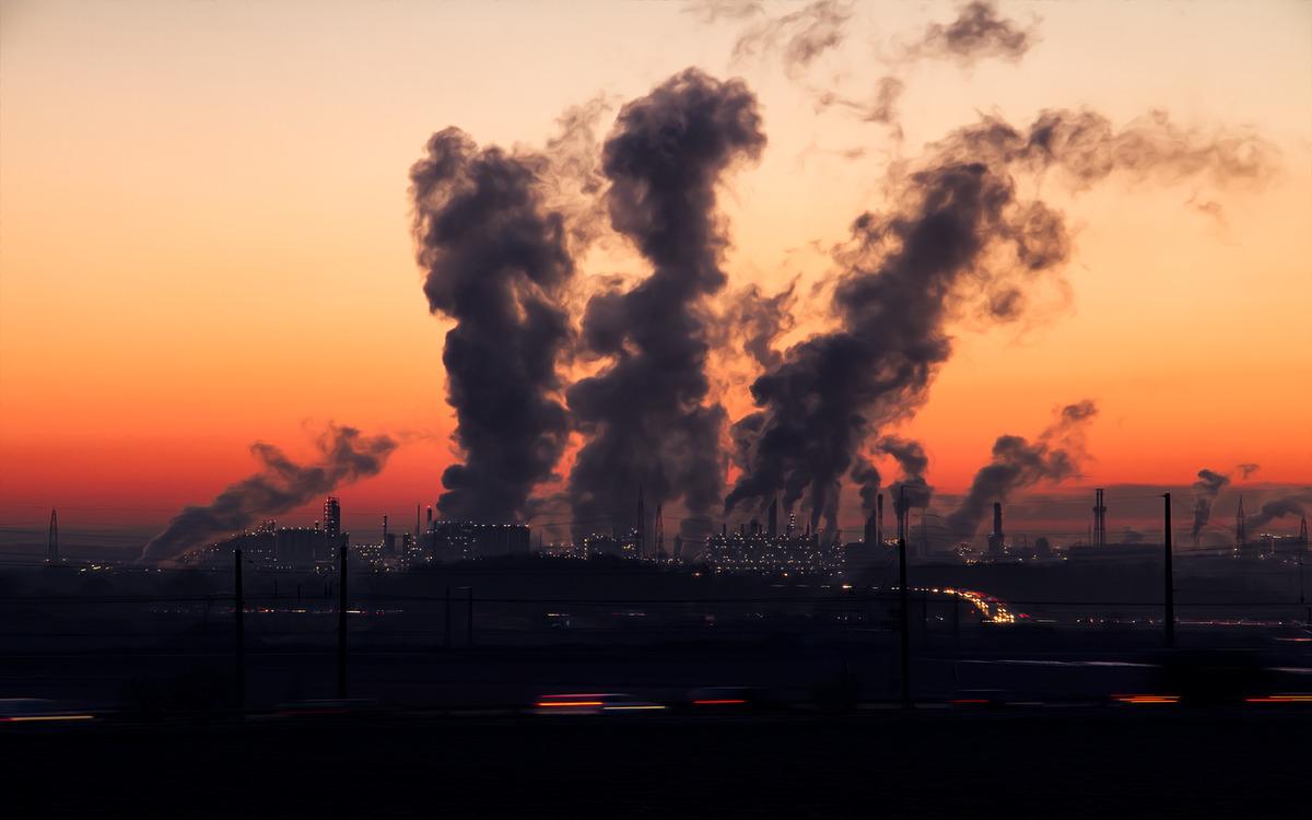 La concentration atmosphérique en CO2