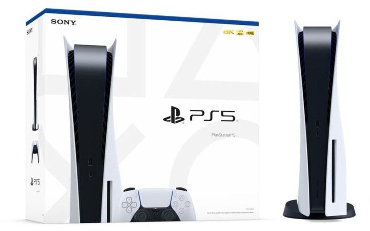 La PS5 bientôt de retour en stock