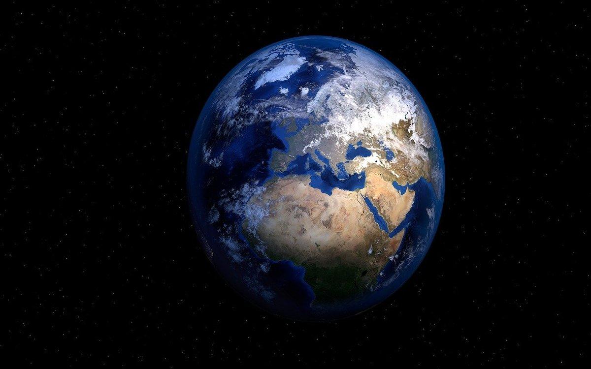 La Terre a tourné plus vite que d'habitude en 2020