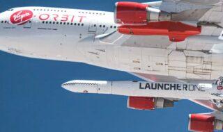 Virgin Orbit : le concurrent de SpaceX lance une fusée dans l'espace depuis un Boeing 747