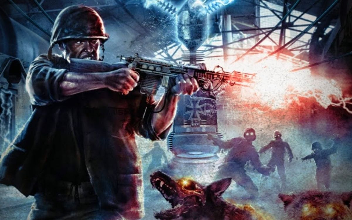 Call of Duty: World at War: Zombies