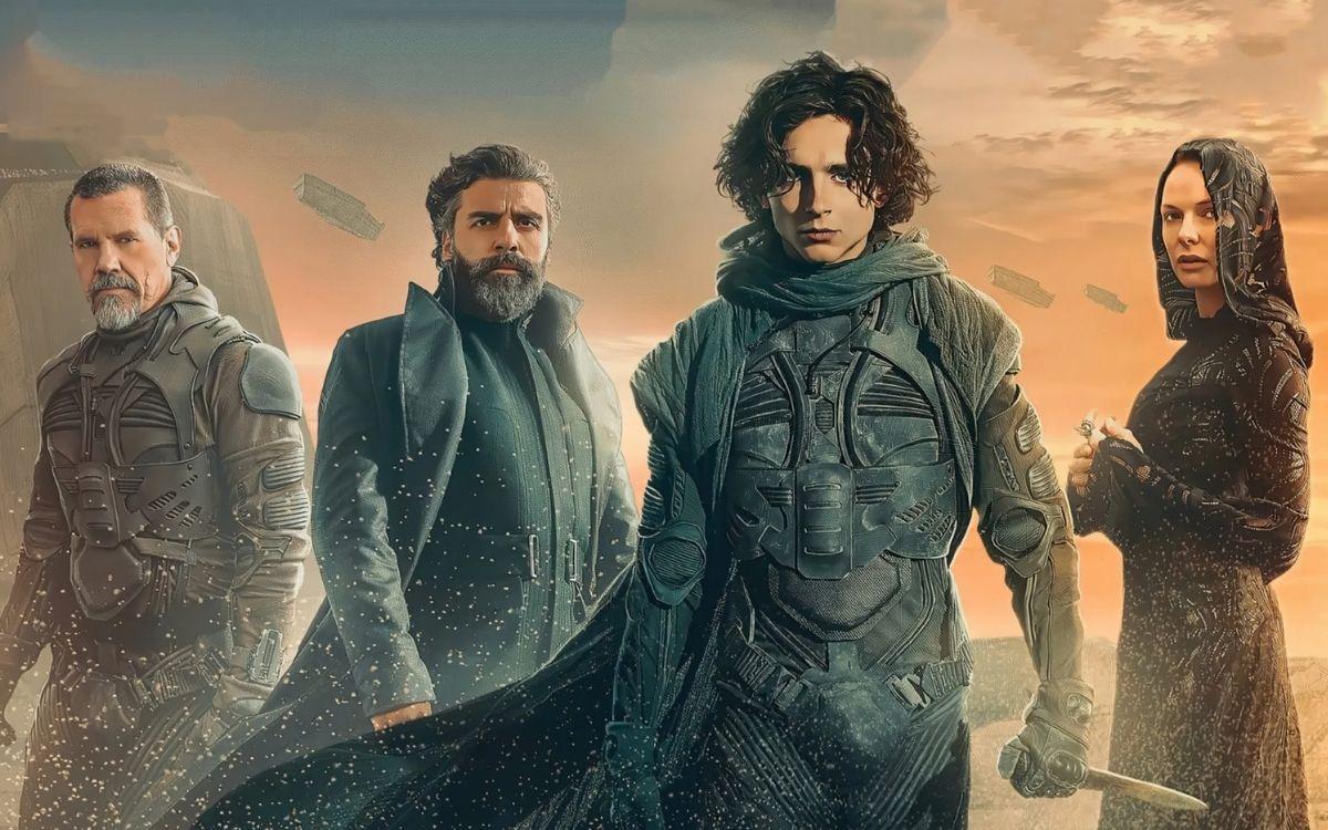 Dune Denis Villeneuve (2021). Image Warner Bros.