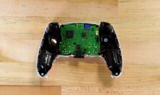 DualSense Drift : les joysticks ont une durée de vie déplorable de 400 heures, selon iFixit