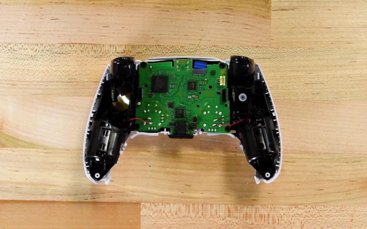 PS5 DualSense Drift